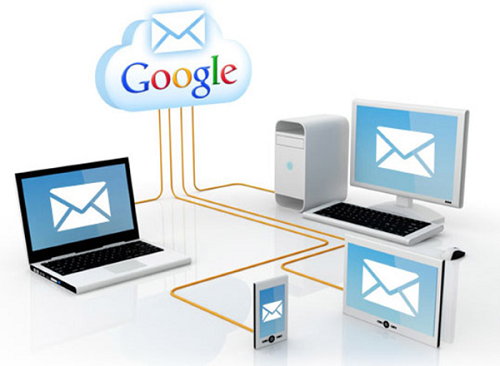 Dịch vụ email doanh nghiệp.