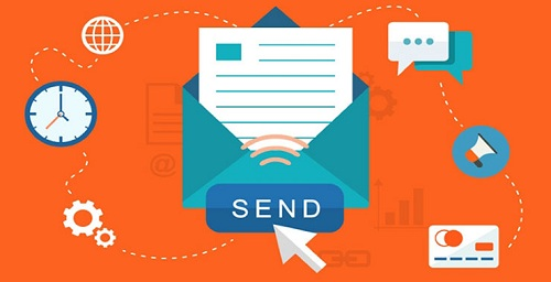 Xây dựng email doanh nghiệp.